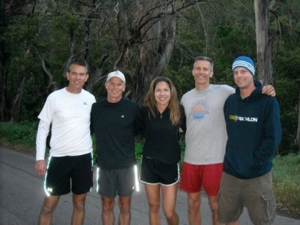 Mike Moore, Budd Jamieson, Amy Jamieson, Brian Dutter, Mike Robinson